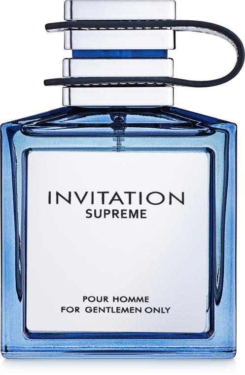Emper Invitation Supreme - Туалетная вода