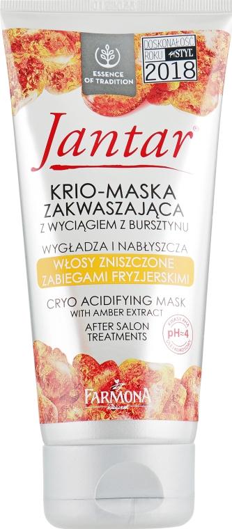 Маска для волос - Farmona Jantar Krio Mask