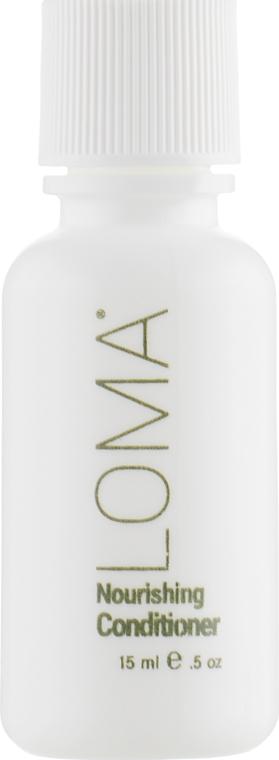 Кондиционер для питания волос - Loma Hair Care Nourishing Conditioner (мини)