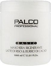 Духи, Парфюмерия, косметика Восстанавливающая маска для волос - Palco Professional Basic Mask
