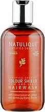 Духи, Парфюмерия, косметика Шампунь для сохранения цвета волос - Natulique