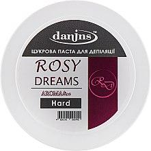 """Духи, Парфюмерия, косметика Парфюмированная сахарная паста для депиляции """"Розовые мечты"""", твердая - Danins Rosy Dreams Sugar Paste Hard"""