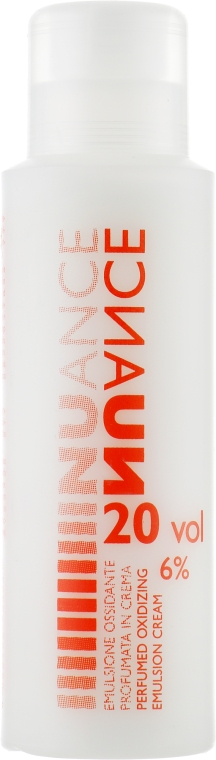 Окислительная эмульсия 6% - Punti di Vista Nuance Oxidizing Cream-Emulsion vol.20