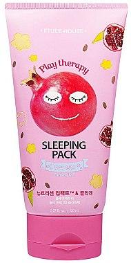 Укрепляющая ночная маска - Etude House Play Therapy Sleeping Pack Firming Up — фото N1