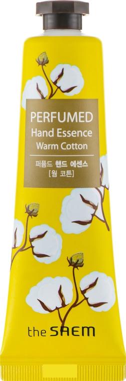 """Парфюмированная эссенция для рук """"Хлопок"""" - The Saem Perfumed Warm Cotton Hand Essence"""