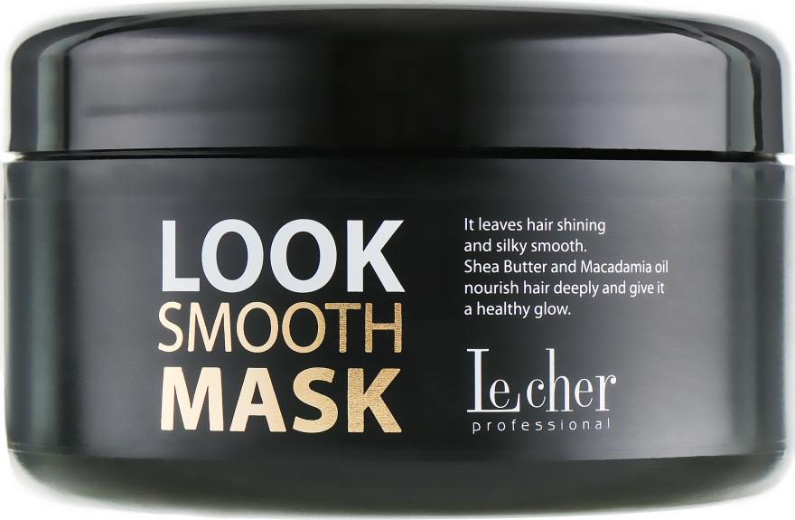 Маска для волос - Lecher Look Smooth Hair Mask