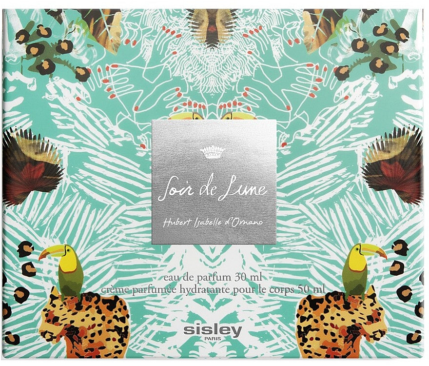Sisley Soir de Lune - Набор (edp/30ml + b/cr/50ml)