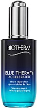 Парфумерія, косметика Антивікова сиворотка - Biotherm Blue Therapy Accelerated Serum