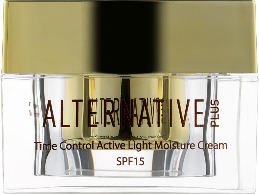 Легкий увлажняющий крем для жирной кожи - Sea Of Spa Alternative Plus Active Light Moisture Cream