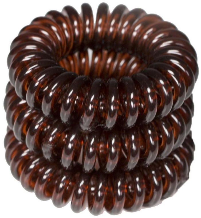 Резинки для волос, 3,5 см - Ronney Professional S15 MET Funny Ring Bubble