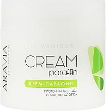 Духи, Парфюмерия, косметика Крем-парафин - Aravia Professional Natural Cream