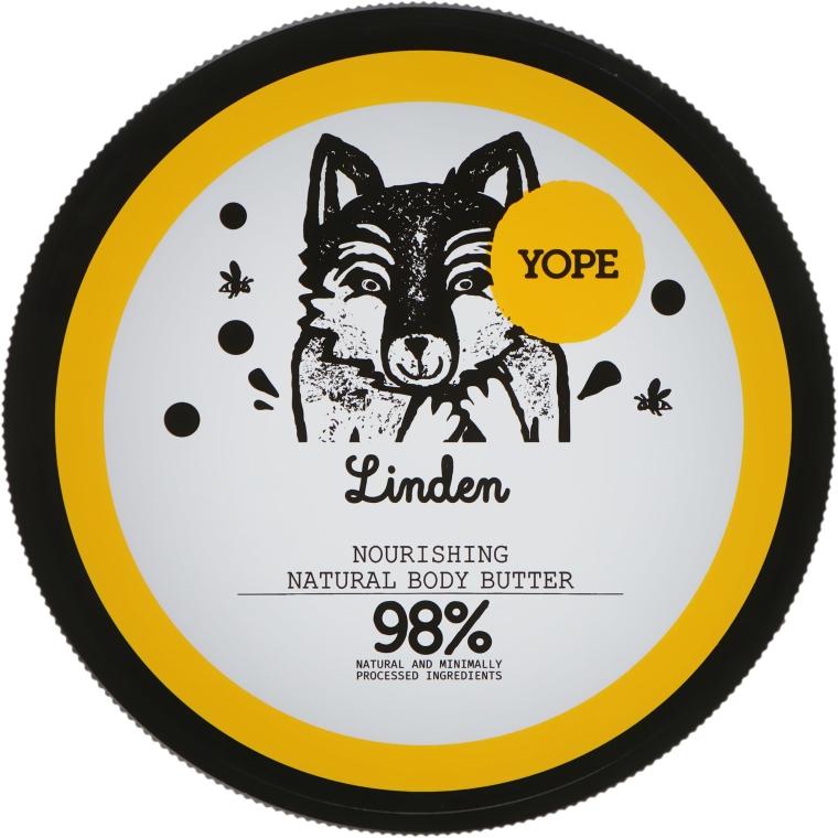 """Масло для тела """"Липовый цвет"""" - Yope Oil"""