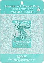 Духи, Парфюмерия, косметика Тканевая маска для лица с гиалуроновой кислотой - Mijin Hyaluronic Acid Essence Mask