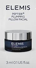 Духи, Парфюмерия, косметика Охлаждающая ночная гель-маска - Elemis Peptide4 Plumping Pillow Facial (пробник)