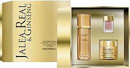 Духи, Парфюмерия, косметика Набор - Keenwell Jalea Real and Ginseng Kit (serum/40ml + cr/80ml + eye/gel/15ml)