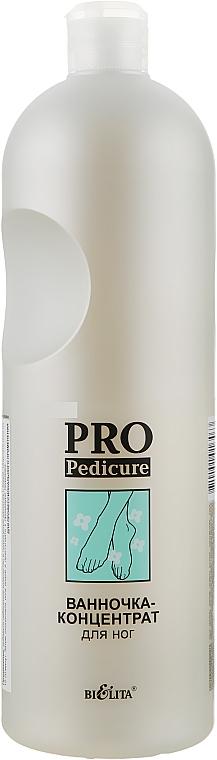 Ванночка-концентрат для ног - Bielita Pro Pedicure