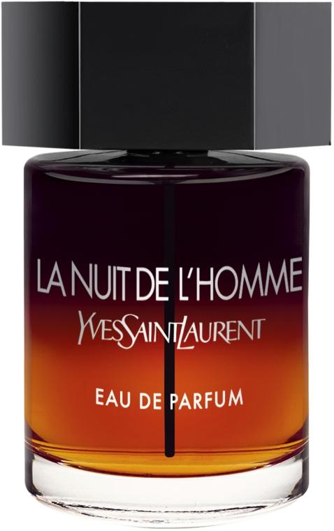 Yves Saint Laurent La Nuit de L'Homme - Парфюмированная вода