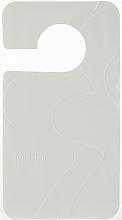 Духи, Парфюмерия, косметика Ароматическое саше № 83 - Mr&Mrs Fragrance Tags Miss Door № 83 White Lily