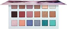 Духи, Парфюмерия, косметика Палетка теней для век - Beauty Glazed Mysterious Eyeshadow Palette