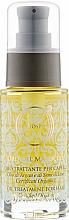 Масло-догляд з маслом аргана і маслом насіння льону - Barex Italiana Olioseta Oil Treatment for Hair — фото N1