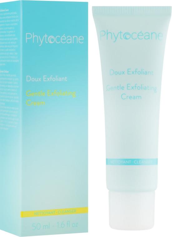 Нежный эксфолиирующий крем для лица - Phytoceane Gentle Exfoliating Cream For Face
