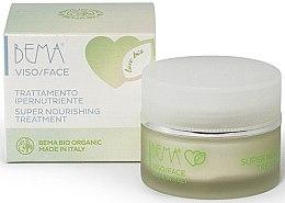Духи, Парфюмерия, косметика Питательный крем для лица - Bema Cosmetici Love Bio Super Nourishing Treatment