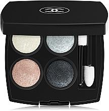 Духи, Парфюмерия, косметика Тени для век - Chanel Les 4 Ombres (тестер без коробки)