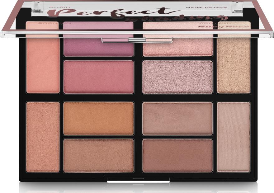 Палетка для макияжа, HB-7220 - Ruby Rose Perfect Shading