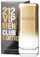 Духи, Парфюмерия, косметика Carolina Herrera VIP Men Club Edition - Туалетная вода
