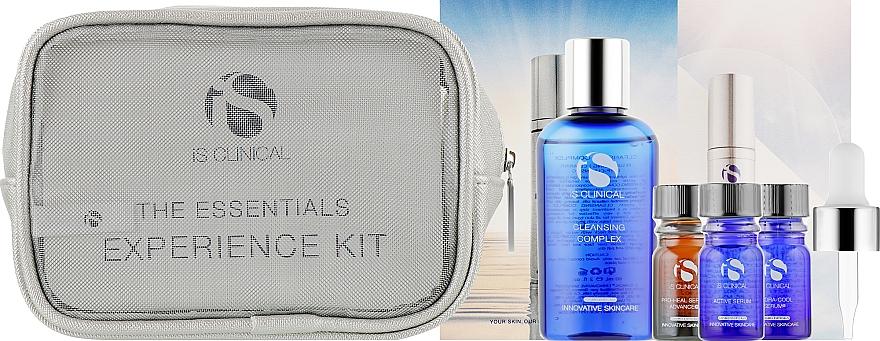 Набор - iS Clinical The Essentials Experience Kit (gel/60ml + ser/5ml + ser/5ml + ser/5ml + emul/2g + eye/cr/1ml)