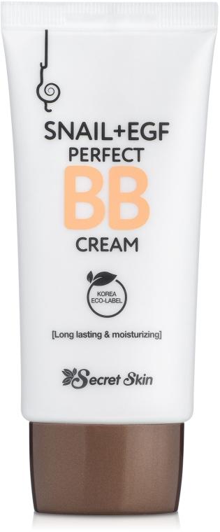 Крем-BB с экстрактом улитки - Secret Skin Snail+Egf Perfect BB Cream