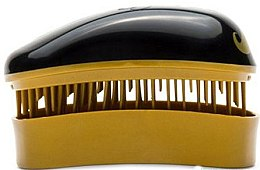 Духи, Парфюмерия, косметика Щетка для волос - Dessata Original Mini Barber Black-Gold