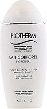 Духи, Парфюмерия, косметика Молочко для тела увлажняющее - Biotherm Lait Corporel Body Milk (тестер)