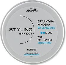 Духи, Парфюмерия, косметика Брильянтин в воске для волос - Joanna Styling Effect Wax Brilliantine