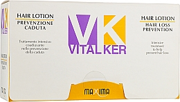 Духи, Парфюмерия, косметика Лосьон от выпадения волос - Maxima Vitalker Hair Lotion Prev Caduta