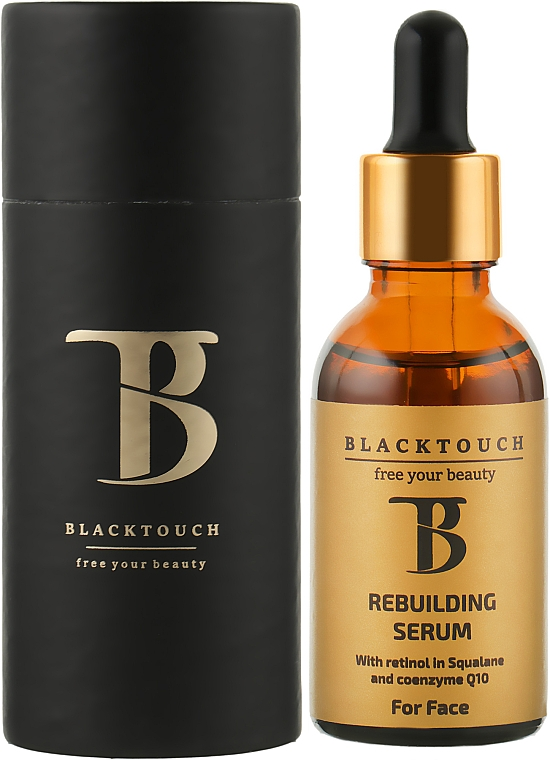 Супер сыворотка для лица - BlackTouch Rebuilding Serum