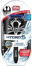 Духи, Парфюмерия, косметика Бритва с 1 сменной кассетой - Wilkinson Sword Hydro 5 Star Wars
