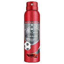 Духи, Парфюмерия, косметика Аэрозольный дезодорант-антиперспирант - Old Spice Odour Blocker Strong Slugger