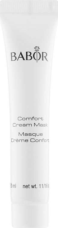 """Крем-маска """"Эластичность"""" - Babor Comfort Cream Mask (мини)"""