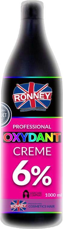 Крем-окислитель - Ronney Professional Oxidant Creme 6%