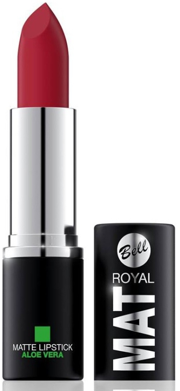 Матовая помада для губ - Bell Royal Mat Lipstick