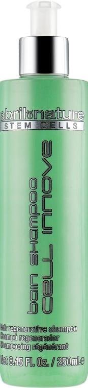 Шампунь восстанавливающий со стволовыми клетками - Abril et Nature Cell Innove Bain Shampoo