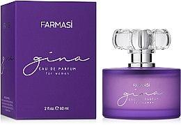 Духи, Парфюмерия, косметика Farmasi Gina - Парфюмированная вода