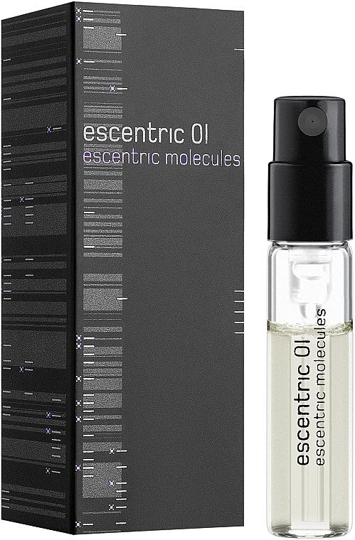 Escentric Molecules Escentric 01 - Туалетная вода (пробник)