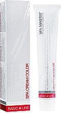 Духи, Парфюмерия, косметика УЦЕНКА Крем-краска для волос - Spa Master Basic Line Hair Color *