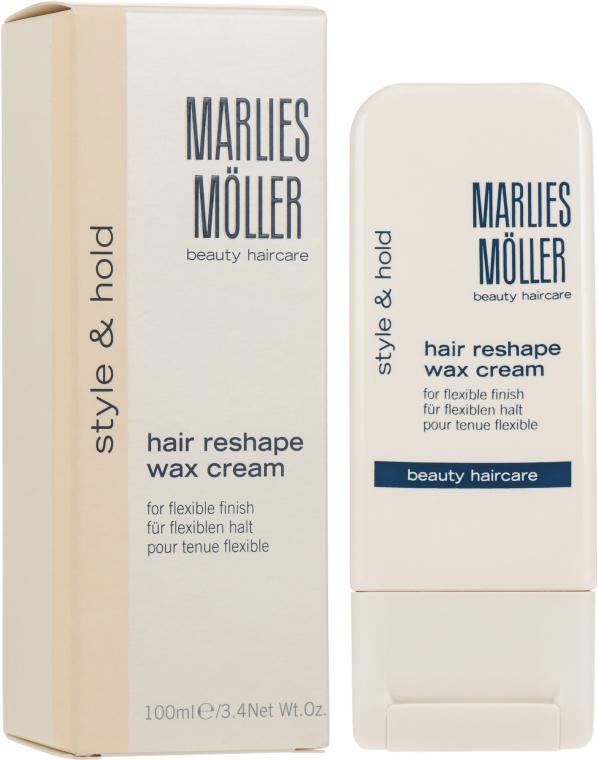 Воск-крем для моделирования волос - Marlies Moller Style & Hold Hair Reshape Wax Cream