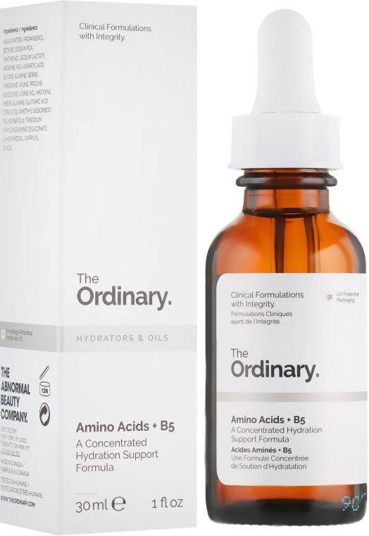 Увлажняющая сыворотка - The Ordinary Amino Acids + B5