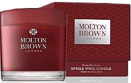Духи, Парфюмерия, косметика Molton Brown Rosa Absolute Single Wick Candle - Парфюмированная свеча