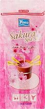 Духи, Парфюмерия, косметика Скраб-соль для тела с сакурой - Yoko Sakura Spa Salt
