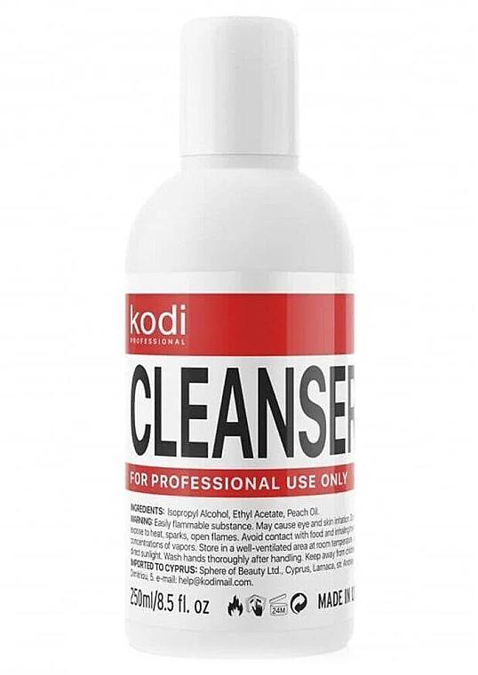 Жидкость для снятия липкости - Kodi Professional Cleanser